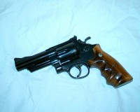 Customs :: S&W 29 - 44mag Combat